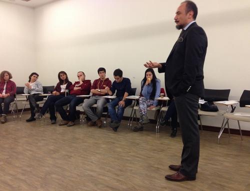 Öğrencilere Özel Etik Çalıştayı
